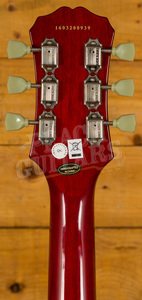 Epiphone G-400 PRO Left Handed Cherry