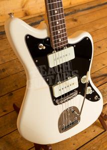 Fender American Pro Jazzmaster Rosewood Olympic White