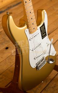 Fender American Original '50s Strat - Maple Board, Aztec Gold