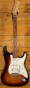 Fender Player Series Strat HSS, Pau Ferro Fingerboard 3-Color Sunburst