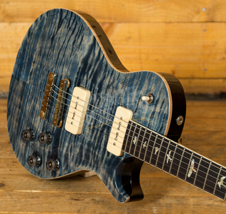PRS Limited Edition Single Cut 594 Soapbar Faded Whale Blue