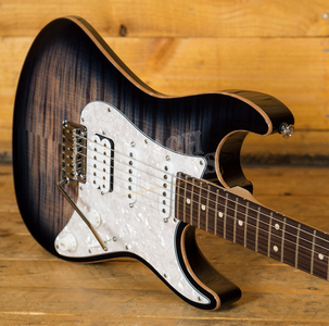 Suhr Standard Pro HSS Faded Trans Whale Blue