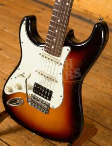 Xotic California Style Classic XSC-2 3 Tone Burst Light Aged