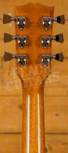 Gibson USA 2019 Les Paul Standard Trans Amber