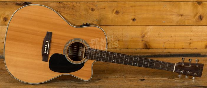 Sigma JRC-1STE Jumbo Electro Acoustic guitar