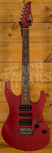 Suhr Guthrie Govan Spec Modern Set Neck Trans Cherry Used