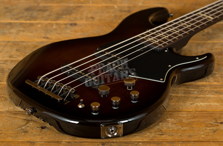 Yamaha BB 735A 5-String Bass Dark Coffee Sunburst