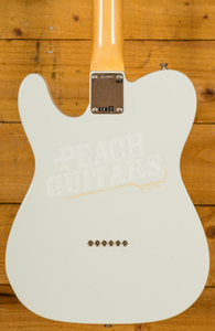 Fender Custom Shop 60 Tele Lush Closet Classic Olympic White