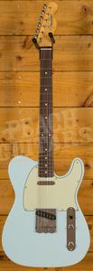 Fender Custom Shop 60 Tele Lush Closet Classic RW Sonic Blue