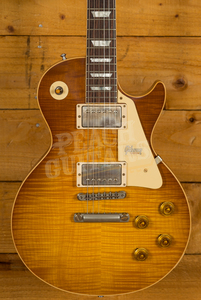 Gibson Custom '59 Les Paul Standard - Royal Teaburst VOS *Handpicked*
