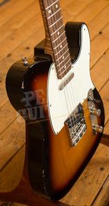 Xotic California Classic XTC-1 Light Ageing 3 Tone Burst Rosewood