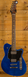 Reverend Charger RA - Trans Blue