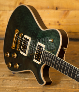 Knaggs Steckel Kenai T/S Dark Green T1 Top and Back
