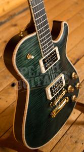 Knaggs Steckel Kenai T/S Dark Green T1 Top and Back