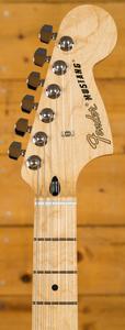 Fender Mustang Maple Olympic White