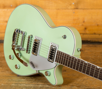 Gretsch FSR Electromatic G5230T Jet FT Single Cut Broadway Jade Metallic