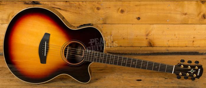 Yamaha CPX1200 II Electro Violin Sunburst