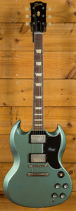 Gibson Custom SG Standard Antique Pelham Blue Aged NH