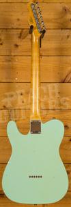 Fender Custom Shop 60s Tele Journeyman Relic Aged Surf Green
