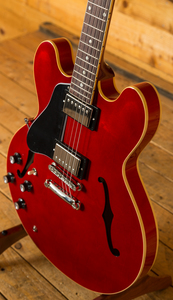 Gibson ES-335 Dot - Antique Faded Cherry Left Handed