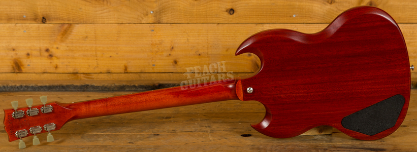 Gibson USA 2019 SG Standard Tribute Vintage Cherry Satin