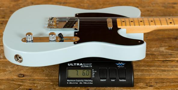 Fender Custom Shop '52 Tele Lush Closet Classic MN Sonic Blue