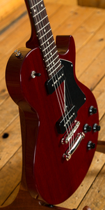Collings 290 Crimson Finish