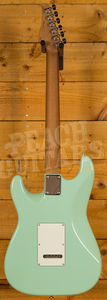 Suhr Classic Pro Peach LTD - SSS Maple Surf Green