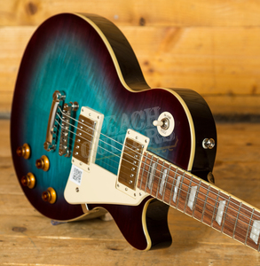 Epiphone Les Paul Standard Plus Top Pro Blueberry Burst