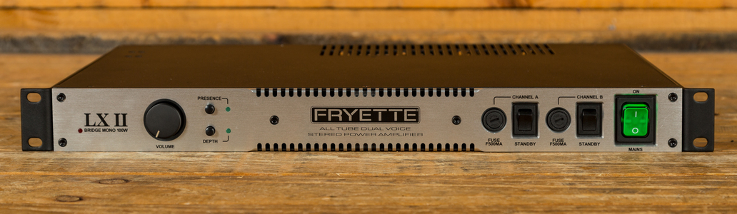 Fryette LXII Stereo Power Amplifier