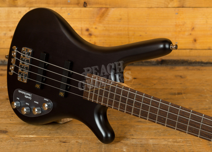 Warwick RockBass Corvette Basic 4-String - Nirvana Black Transparent Satin