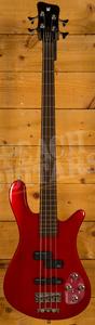 Warwick RockBass Streamer LX 4-String - Metallic Red High Polish