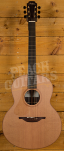 Lowden F-25 Left Handed Indian Rosewood & Red Cedar