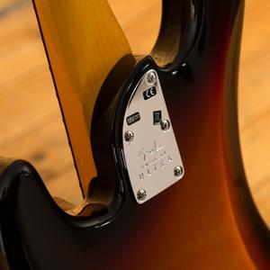 Fender - American Ultra Precision Bass - Rosewood Fingerboard, Ultraburst