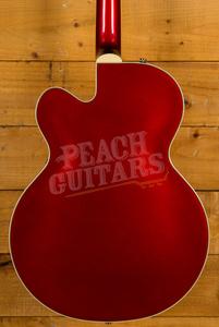 Gretsch Streamliner G2420T Hollowbody Candy Apple Red