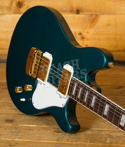 Ernie Ball Music Man BFR Valentine Guitar Pine Green