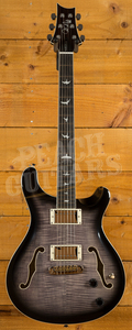 PRS SE HOLLOWBODY II Charcoal Burst