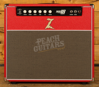 DR Z Maz 18 NR 1X12 Lite Combo Red with Tan Grill MKII