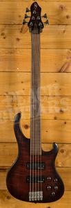 E Bass Handmade Fretless 5 String Used