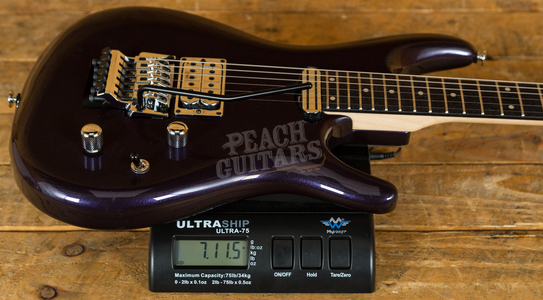 Ibanez JS2450-MCP Joe Satriani Signature - Muscle Car Purple