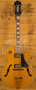 Epiphone Joe Pass Signature Emperor-II Pro in Vintage Natural