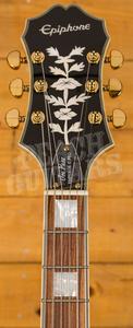 Epiphone Joe Pass Signature Emperor-II Pro in Vintage Natural