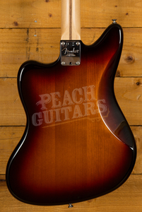 Fender American Pro Jaguar Rosewood 3 Tone Sunburst