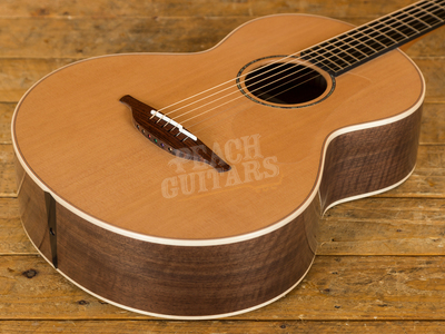 Lowden S-35 12-fret - Walnut & Cedar