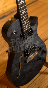PRS SE Zach Myers Quilt Satin Ltd Grey Black