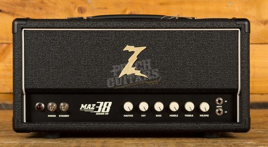 DR Z Maz 38 Senior NR MKII Head