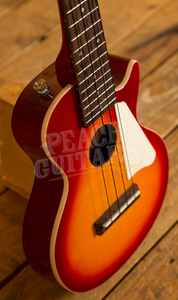 Epiphone Les Paul Ukulele Outfit Heritage Cherry Sunburst
