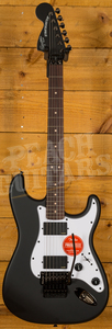 Squier Contemporary Active Stratocaster HH Floyd Rose Flat Black