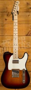 Fender American Performer Tele Maple Neck 3 Tone Sunburst