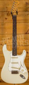 Fender Custom Shop 1964 Journeyman Relic Strat Aged Olympic White
